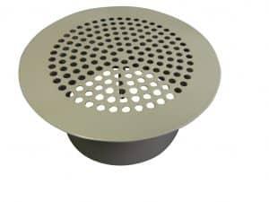 Circular Floor Grille Cfd Special