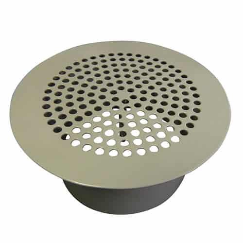 Circular Floor Diffuser CFD Special