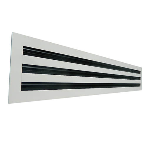 Linear Diffusers And Grilles : Linear slot diffuser sld rcm products