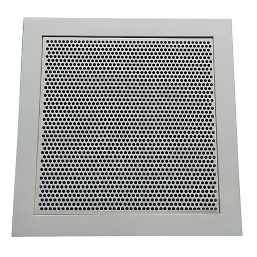 Product Supply Air Grilles : Perforated diffuser ppd rcm products